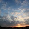 10月12日(日)晴れ 太陽はちょっとずつ南へ南へ