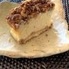 こなログ ベイクドチーズケーキ