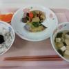 和食煮物<給食 その10>煮物と炊き合わせの差