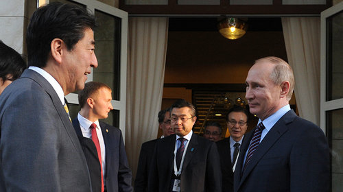 日ロ首脳会談、安倍総理は「大戦略」を理解している