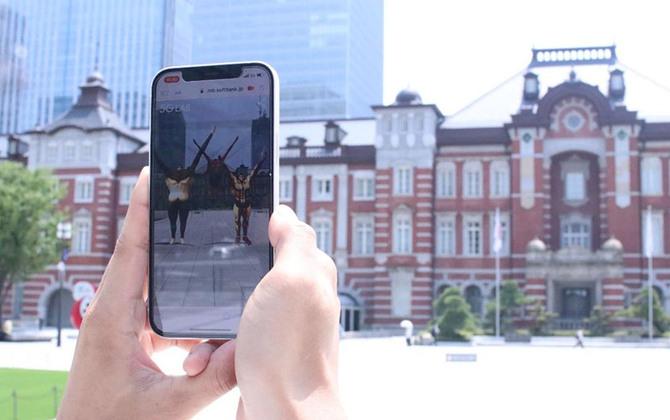 スマホを持って、いざ東京のまち歩きへ! ARでアートを楽しみ、歴史も学べる東京ビエンナーレ
