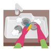 キッチン 排水溝のつまりを解消。仕組みを知ろう!