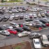 アメリカ人は前から駐車?