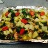野菜がたくさんしっかり食べられる、ぎゅうぎゅう焼きを作りました!