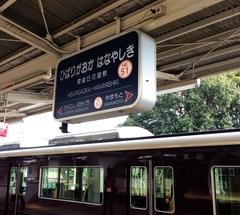 ★雲雀丘花屋敷駅