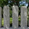 万葉歌碑を訪ねて(その632,633)―高砂市曽根 曽根天満宮―万葉集 巻三 二五四、巻七 一二二九