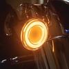パーツ:Kuryakyn「Tracer L.E.D. Front Turn Signal Conversions」