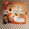 【Pasco】食感楽しむマロン&ホイップ【レビュー】