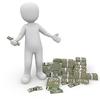 人の集まる場所にお金が集まる、お金を得るための考え方
