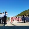 第2回スポーツリンク白川杯中学生女子ソフトボール交流大会。