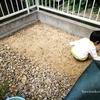 外構リベンジ:駐車場の雑草対策に、防草シートでDIY!