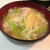 【1食10円】白菜と毛蟹出汁のとろとろ中華スープの自炊レシピ