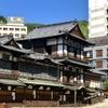 道後温泉本館で「坊っちゃん」気分、夏目漱石が使った座敷も観たよ