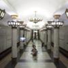 ウズベキスタンタシケントの素晴らしい地下鉄駅