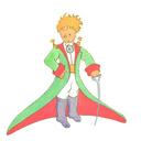 「ちっちゃな王子さま」(新訳:星の王子さま)メルマガ配信プロジェクト