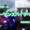 シンガポールの絶景植物園「ガーデンズ・バイ・ザ・ベイ」にいってきた|夜は巨大ツリーのショーがインスタ映え!