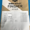 【速報】OTT5000m完走しました!