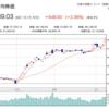 2021年1月11日週の日経平均株価は終値。一時2万9000円台突入を試すもギリギリ利益確定売りが勝る展開で引ける。