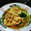 中華蕎麦 瑞山@埼玉県朝霞市の『限定・佐助豚のパーコー麺』が中華屋美味い