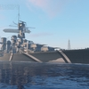 【WoWS】ドイツTier7プレミアム巡洋艦Weimar【艦艇解説】