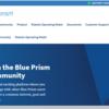 Blue Prism の基礎トレーニング(Foundation Training)を受けるには?