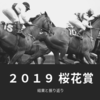 【競馬】2019 桜花賞の振り返り