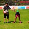 アティトラン湖でのフリースタイルフットボール教室の記録【グアテマラ通信】