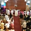 奈良登美ヶ丘カトリック教会の復活祭