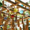 川越氷川神社で縁結び風鈴を撮ってきた