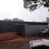 雨降りケニアから、雨やどりのすすめ