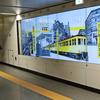 〈TOKYO〉一極集中の…ど真ん中 /     新しい貌になった地下鉄「銀座」駅のこと