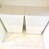 キッチンに置くシンプルなゴミ箱を買いました