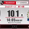 第877回totoの予想!Jリーグ、注目は浦和VSG大阪!