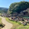 横浜つくし野コースの池(神奈川県横浜)