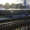 【テムズ川クルーズ】「テムズクリッパー(Thames Clippers)」に乗ってロンドンの街を楽しむべし!