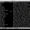 ジャズだって聴ける。そう、Emacsならね。