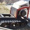 運搬車の修理 エンジン載せ替え?