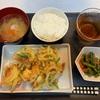 食品ロス防止‼️今日の晩ご飯🍴
