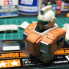 HGUC202 1/144 陸戦型ジム(2)〜頭部・胸部〜