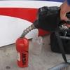 レギュラーガソリンが使えるMSRウィスパーライトインターナショナル
