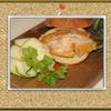 「フレスケスタイのオープンサンドイッチ」の思ひで…