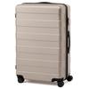 無印良品のスーツケースを買い増し!細かな改良で使いやすさアップ!個人的に一番気に入った改良点とは?