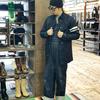 桃太郎ジーンズ/MOMOTARO JEANS 軽くて着易いデニムファイヤーマンジャケット(^^♪