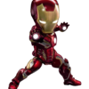 【イラスト】アイアンマン完成(; ・`д・´) 長かった・・・