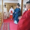 西野神社の定期総会と春季例祭