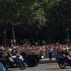 Fête nationale française(Bastille day) 7/14 軍事パレード