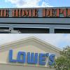 Home DepotとLowe'sを偵察してきました