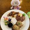 ボホール島の養蜂場が運営するオーガニックカフェbuzz cafeでヘルシーランチをいただきま~す(*´▽`*)