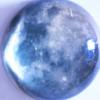 【セリア】惹き込まれる美しさ!月のペーパーウェイト。