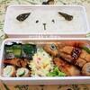 続わんこ弁当と夜ご飯の記録/My Homemade Boxed Lunch & Dinner/ข้าวกล่องเบนโตะและอาหารมื้อดึก